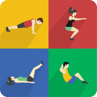 Caynax Home workouts 2.1.1 برنامه ورزش در خانه برای اندروید