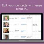 Contact Excel Export