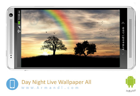 Day Night Live Wallpaper