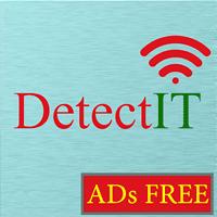 DetectIT Device and Camera Detector 1.0 یافتن مکان دوربین های مدار بسته اندروید