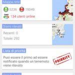 Earthquake Network Pro Realtime alerts