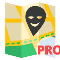 Fake Location PRO 4.6.0 برنامه مکان جعلی برای اندروید