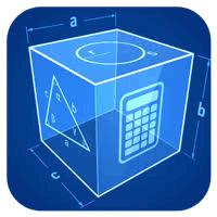 Geometry Calculator 2.4 ماشین حساب هندسی برای موبایل