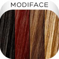 Hair Color Studio 1.7 برنامه استودیو رنگ مو برای موبایل