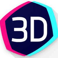 Hologram Background 1.0.10 مجموعه والپیپر سه بعدی برای اندروید