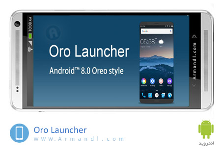 Oro Launcher Prime