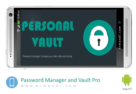 Password Manager and Vault