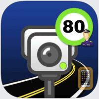 Radarbot 3.7 برنامه دوربین سرعت سنج پلیس برای موبایل