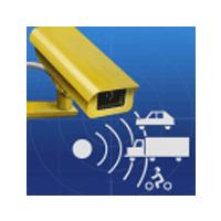 Speed Camera Detector 4.7 نمایش مکان دوربین های سرعت پلیس در اندروید