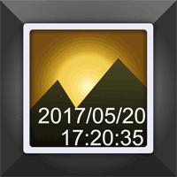 Timestamp Photo 1.5 ثبت تاریخ روی تصاویر برای اندروید