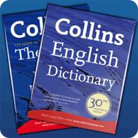 Collins English and Thesaurus 9.1.284 دیکشنری انگلیسی کالینز برای اندروید
