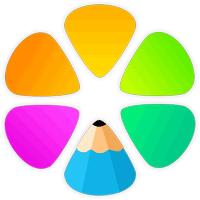 InColor Coloring Books 3.1.8 دفترچه رنگ آمیزی برای اندروید