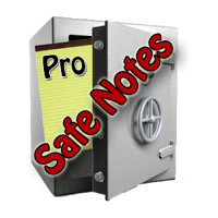 Safe Notes Pro Secure NotePad 4.9.1 دفترچه یادداشت امن موبایل