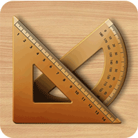 Smart Ruler 2.6.5 مجموعه ابزار خط کش برای اندروید