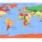 World atlas & map MxGeo