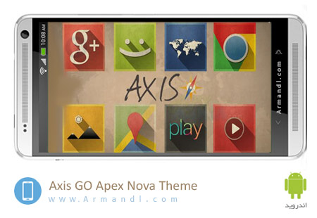 Axis GO Apex Nova Theme