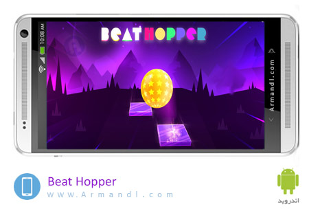 Beat Hopper Bounce Ball to The Rhythm