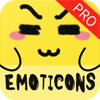 Chat Emoticons Stickers 1.0.6 مجموعه استیکر گیف برای اندروید
