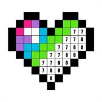 Color by Number Coloring Book Pixel Art 1.0.2 دفترچه رنگ آمیزی برای موبایل