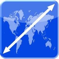 Distance Calculator 1.10 برنامه اندازه گیری مسافت برای اندروید