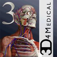 Essential Anatomy 3 1.1.3 برنامه آناتومی بدن برای اندروید
