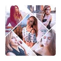 InstaMag Photo Collage 46.0 برنامه ترکیب تصاویر برای اندروید