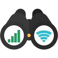 Signal Spy Monitor Signal Strength & Data Usage 1.9.9.5 اطلاعات سیگنال و داده برای اندروید