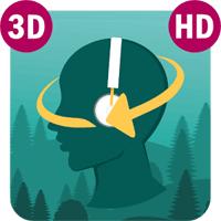 Sleep Orbit Relaxing 3D Sound 1.7.2 مجموعه صداهای آرام بخش برای موبایل