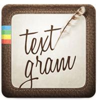 Textgram write on photos 3.2.9 برنامه نوشتن متن روی عکس برای اندروید