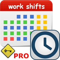 my work shifts 1.65.0 برنامه جدول زمانی کار برای اندروید
