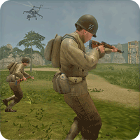 American vs Japanese Sniper 1.1.2 بازی نبرد تک تیراندازان برای اندروید