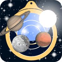 Astrolapp Planets and Sky Map 4.1.0.4 برنامه ی نقشه آسمان برای اندروید