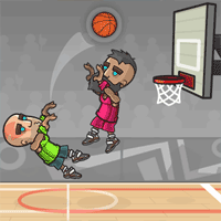 Basketball Battle 2.1.17 بازی بسکتبال برای موبایل