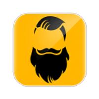 Beard Photo Editor 1.2 برنامه افکت ها زنده ریش برای اندروید