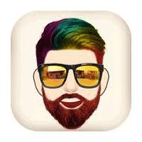Beard Photo Editor Hairstyle 2.4 برنامه افزودن ریش و مو برای اندروید