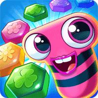 Bee Brilliant Blast 1.6.0 بازی پازل انفجار زنبور عسل برای موبایل