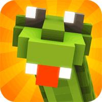 Blocky Snakes 1.1 بازی مارهای بلوکی برای اندروید