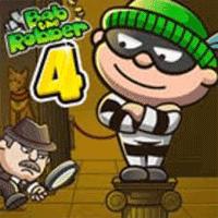 Bob The Robber 4 1.17 بازی باب دزده 4 برای موبایل