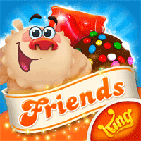 Candy Crush Friends Saga 1.11.8 بازی پازل حماسه دوستان برای موبایل