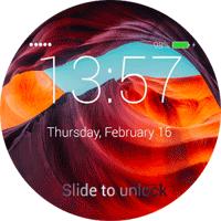 Canyon Lock Screen 4.11.22 قفل صفحه نمایش برای اندروید