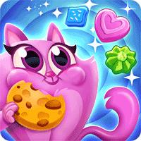 Cookie Cats 1.47.1 بازی پازل گربه های آشپز برای موبایل
