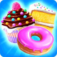 Crazy Kitchen 6.4.9 بازی پازل و تطبیق ساز برای موبایل