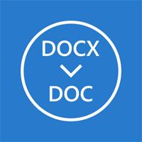 DocX to Doc 1.0.2 ابزار تبدیل DocX به Doc برای موبایل