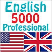 English 5000 Words 1.5 آموزش تصویری لغات زبان برای موبایل