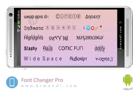 Font Changer