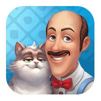 Homescapes 2.9.4.900 بازی پازل عمارت دار برای موبایل
