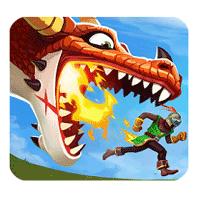 Hungry Dragon 1.2 بازی اژدهای گرسنه برای اندروید