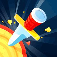Knife Hit 1.3.1 بازی پرتاب چاقو برای موبایل