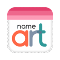 Name Art 1.6 برنامه عکس نوشته برای اندروید