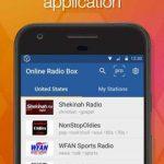 Online Radio Box free player